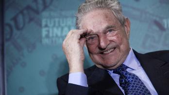 Az adófizetést akarhatta megúszni Soros, ezért tömte ki az alapítványait
