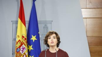 Madrid utoljára figyelmezteti Katalóniát