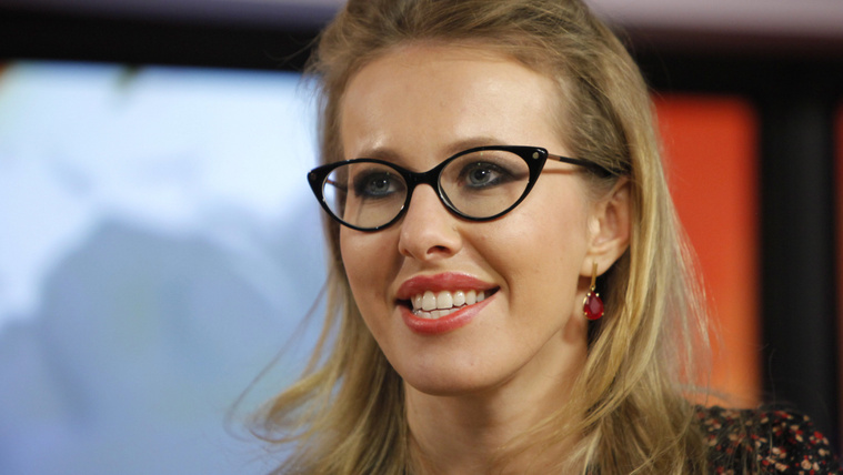 Putyin mentorának lánya indul Putyin ellen