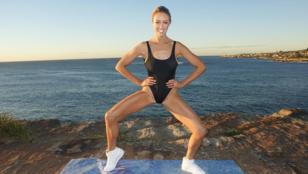 Te részt vennél egy retro aerobic órán?
