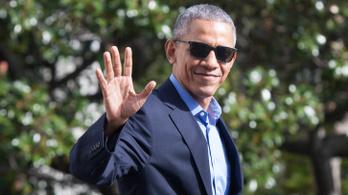 Obama visszatér a politikába