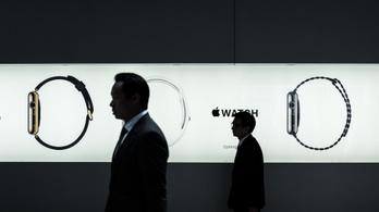 Kína jól megszívathatja az Apple-t