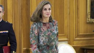 Szerezd be Letícia királyné 15 ezres Zara ruháját!
