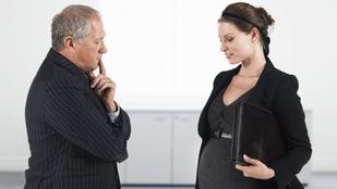 A legbunkóbb dolgok, amiket terhes nőnek mondani lehet