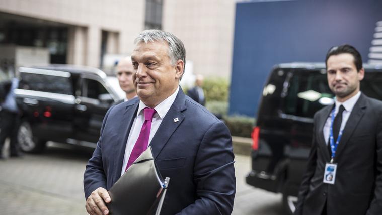 Orbán szerint golyóbis került a puskacsőbe