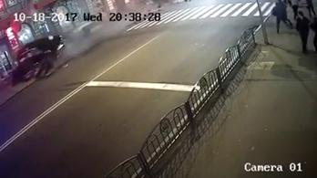 Átment a piroson, öt embert gázolt halálra egy ukrán oligarcha lánya