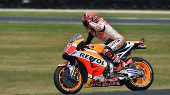MotoGP: Márquezé az ausztrál pole, óriásit lépett negyedik vb-címe felé