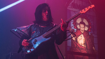 Nemi erőszakkal vádolják Marilyn Manson basszusgitárosát