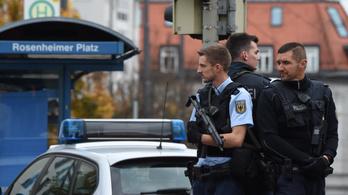 Késes támadás történt Münchenben
