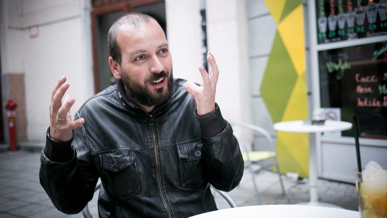 Pálfi György: Ha egy rendező visszabeszél, nem kap támogatást
