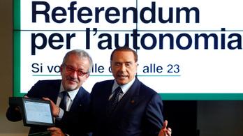 Katalónia után az észak-olaszok is szavaznak