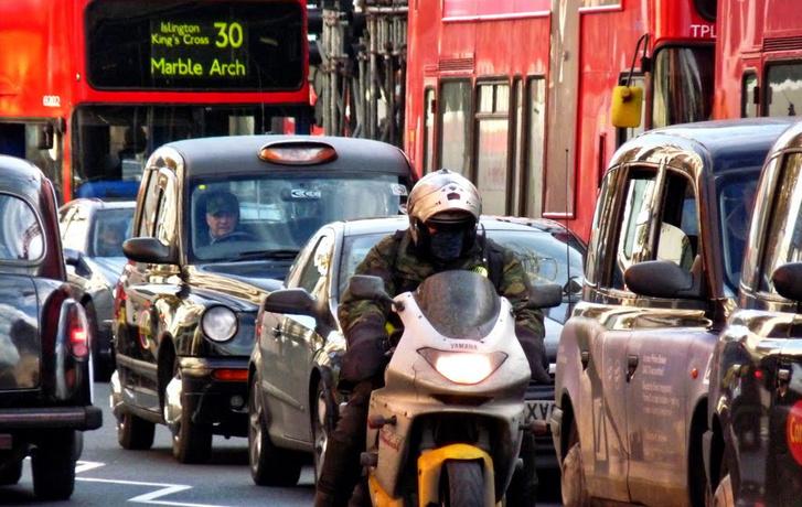 london közlekedés