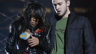 Justin Timberlake megint botrányt kelthet Janet Jackson mellével