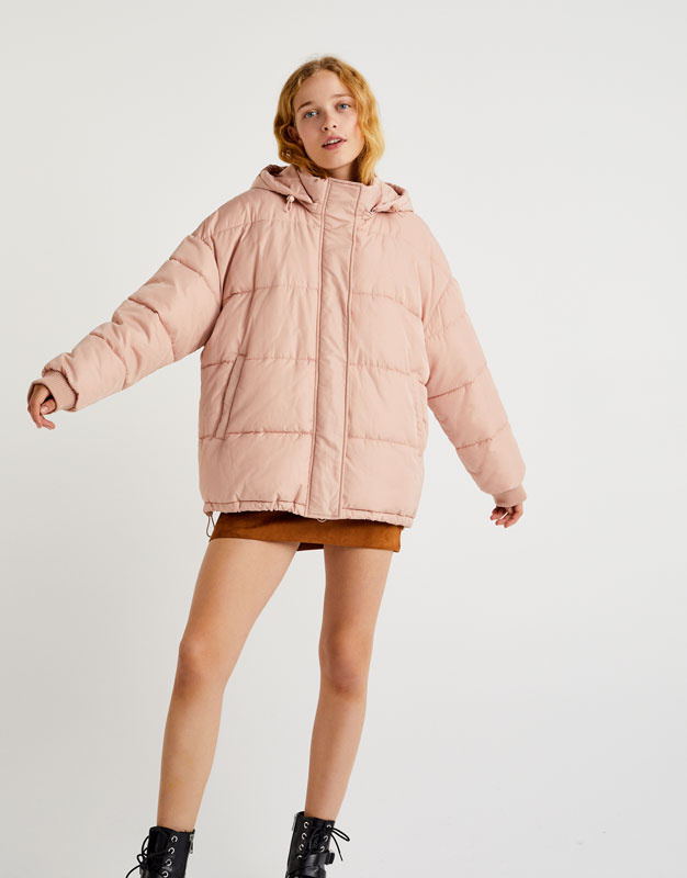 Mályvacukorka színű Michelin babának öltözünk a télen