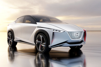 IMx: a Nissan vérszegény jövőképe