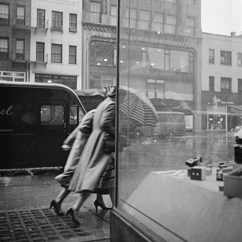 New York, 1953. október 29. (zselatinos ezüst, 2014)
