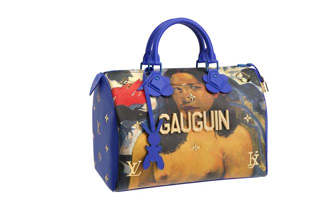 """Ahogy az első kollekciót, úgy ezt is Jeff Koons """"Gazing Ball"""" munkája ihlette."""