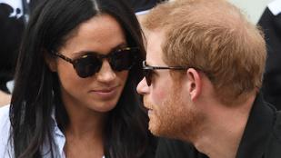 Meghan Markle telegyertyázta Harry herceg otthonát