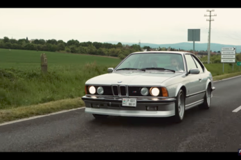 TCTVS11E01: BMW M635 CSi-vel a füredi Concours-on