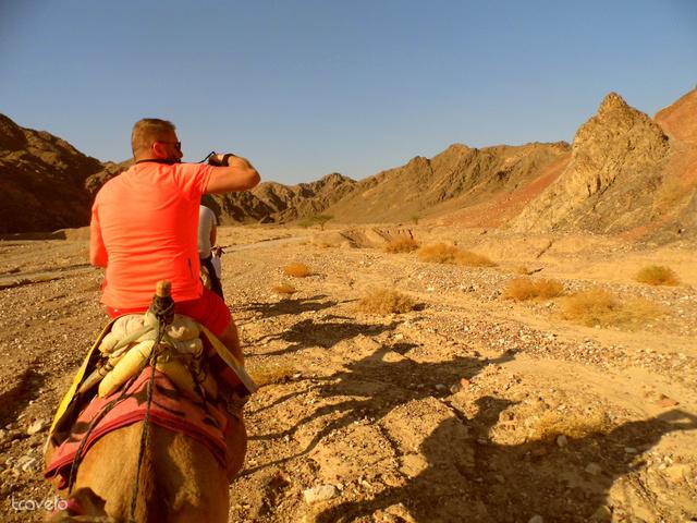 Tevetúra a sivatagban