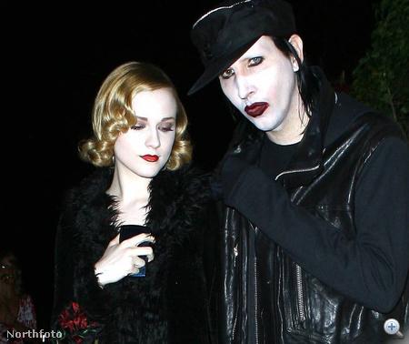 KIK? Marilyn Manson rocker és Evan Rachel Wood színésznő HÁZASOK IS VOLTAK? Nem, de jegyben jártak. HÁNY ÉV UTÁN MENTEK SZÉT? 3 MI VOLT A VÁLÓOK? Már többször összevesztek, majd újra összejöttek, ezúttal véglegesnek tűnik a hajbakapás