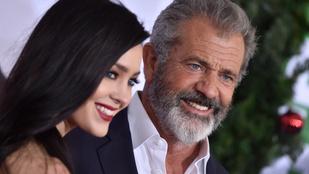 A nap képei: ő nem az unokája Mel Gibsonnak, hanem a csaja