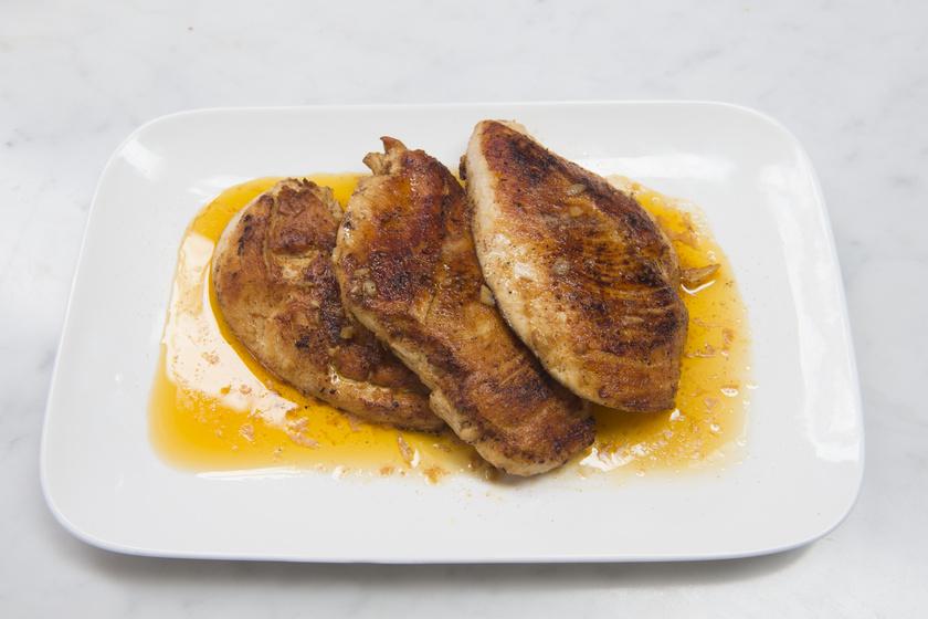Villámgyors, fokhagymás, hirtelensült csirkemell - Elképesztően könnyű, de nagyon finom