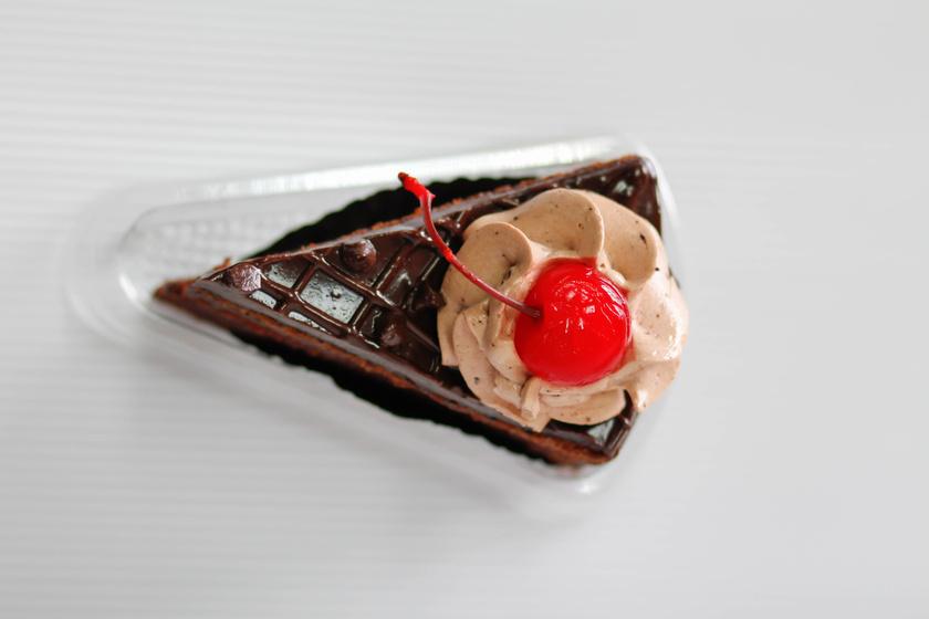 Mennyei lúdlábtorta könnyű krémmel töltve - A legjobb Márton-napi desszert