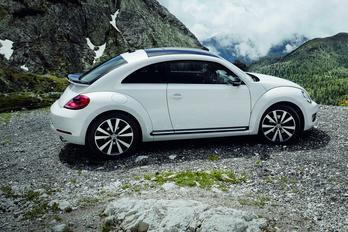 Kiderült, mit csinálnak a VW Beetle-ből
