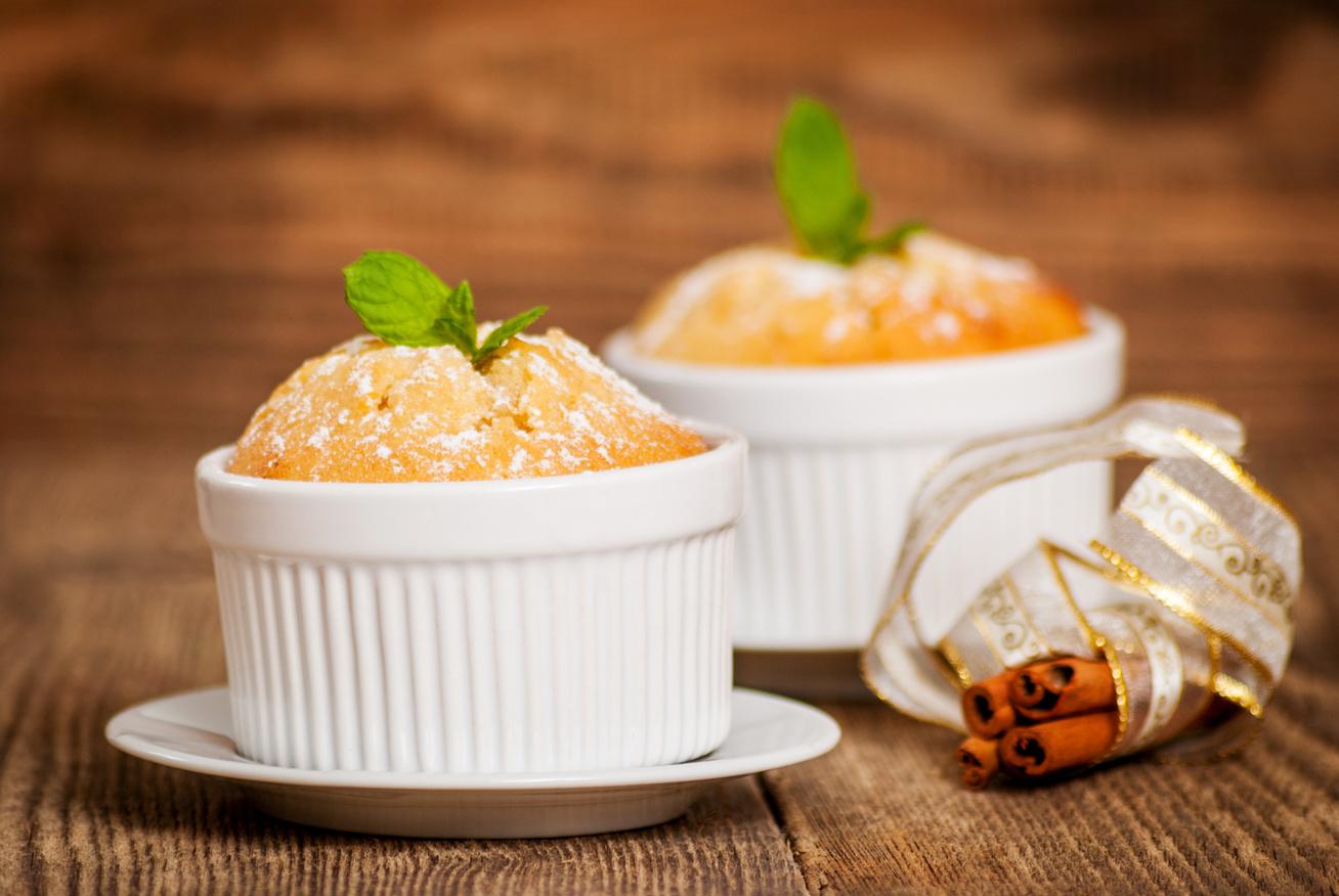 Mesés fehércsokis, vaníliás lávasüti - Van olyan finom, mint az étcsokis változat