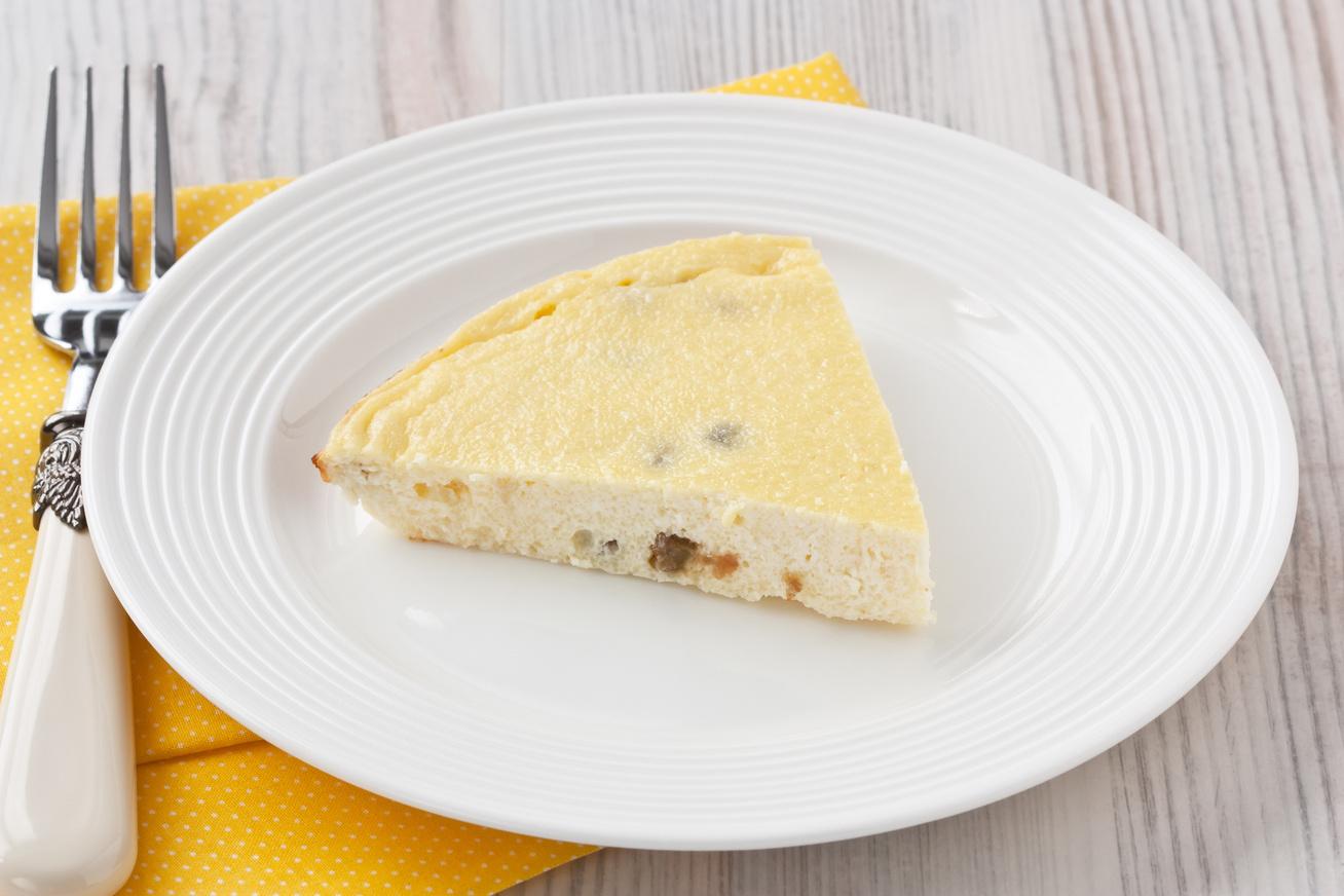 Egyszerű grízes, túrós kevert süti - Percek alatt eltűnik a tányérról