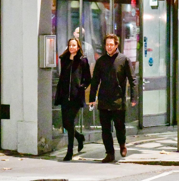 A svéd tévés producernő és a színész már 2011 óta együtt vannak, ez idő alatt pedig két gyerekük született.