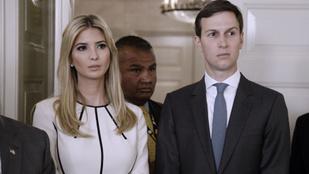 Hűha: ez lehet Ivanka Trump 21 perces szex-playlistje