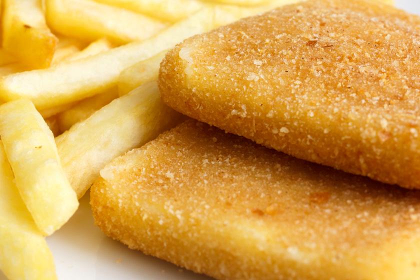 Rántott sajt sütőben sütve - Ropogós lesz, és nem folyik ki a bundából