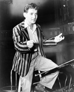 Egy nap Leonard Bernsteinnel a Müpában