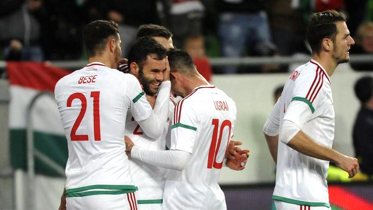 Égés után győzelembe menekült a magyar válogatott