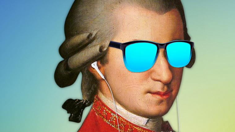 Mit tesz a klasszikus zenével a közösségi háló?