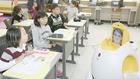 Robotok tanítják angolul a dél-koreai gyerekeket