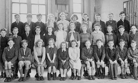 Earl Rise Elementary School 1953