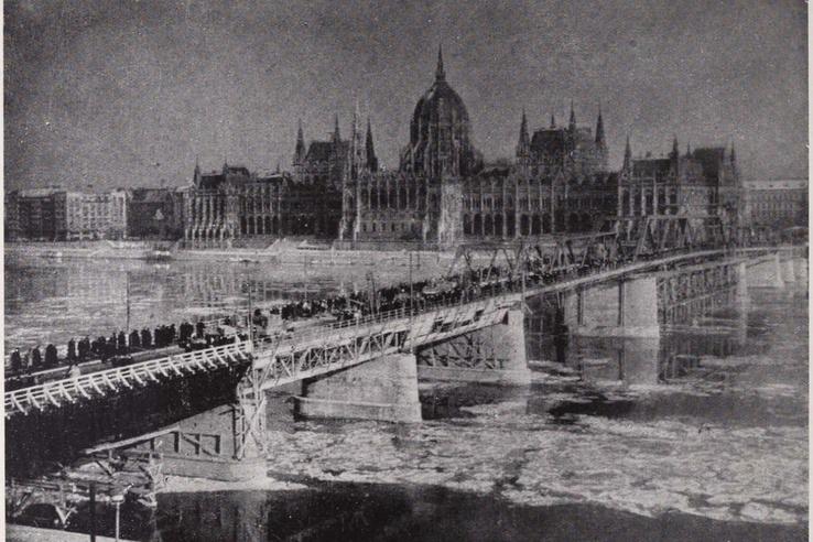 Így épült annakidején a Kossuth híd - Te tudtad róla ezeket?