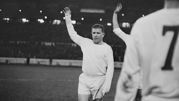 Puskás Ferenc a futballtörténelem legjobb bajnoki góllövője