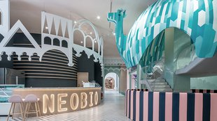 Neobio, mesebeli étterem és játszóház