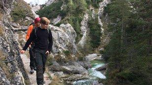 Őszi túra a két legszebb osztrák szurdokban