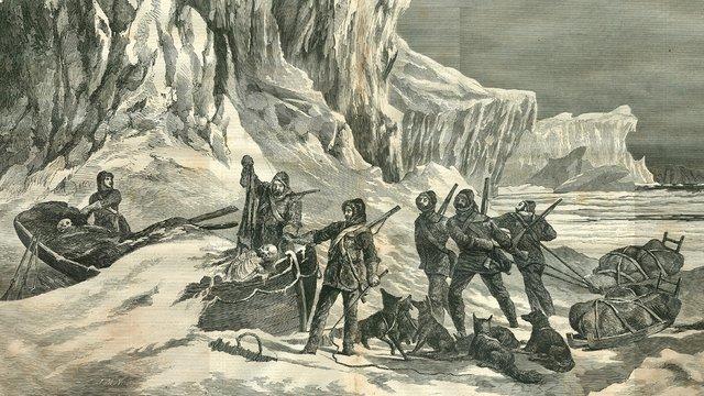 A legnagyobb sarkvidéki tragédia