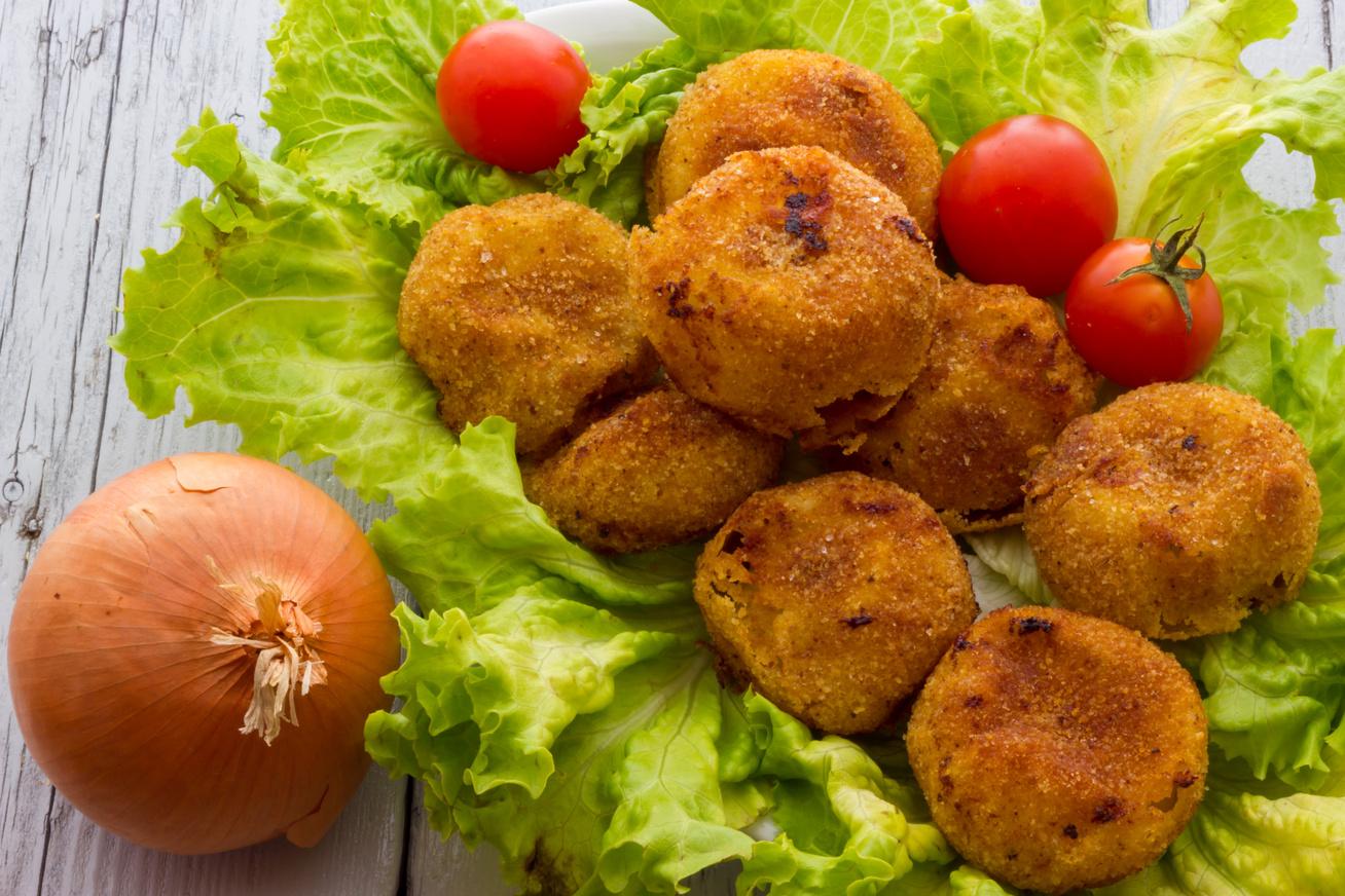 Kalóriaszegény, mégis tápláló zöldségfasírt - Ebből bátran ehetsz sokat is