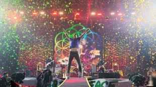523 millió dollárt hozott a Coldplay  turnéja