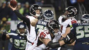 Óriásit meccselt egymással a Seattle és az Atlanta