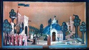 Gioacchino Rossinit  a legnépszerűbb operaszerzők között tartjuk számon