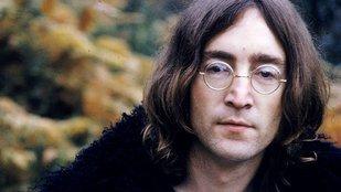 Megtalálták John Lennon ellopott szemüvegeit
