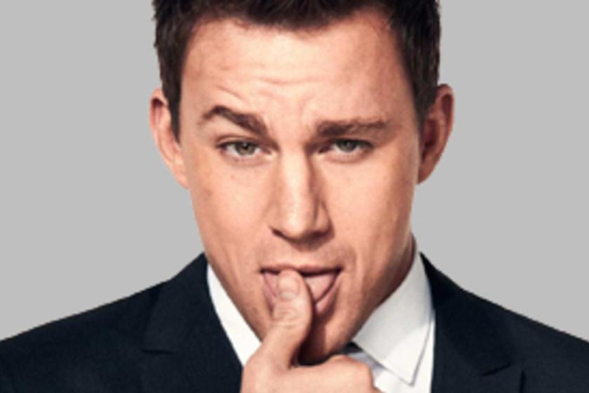 Channing Tatum női ruhába bújt: a szerep kedvéért még ki is rúzsozták